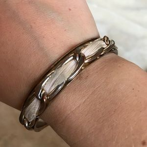 Mixed medium bangle